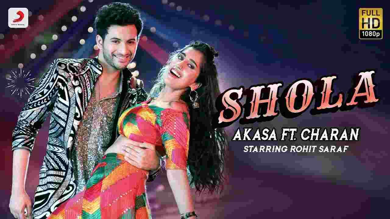 Shola lyrics Akasa x Charan Punjabi Song