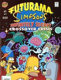 The Futurama/Simpsons Infinitely Secret Crossover Crisis