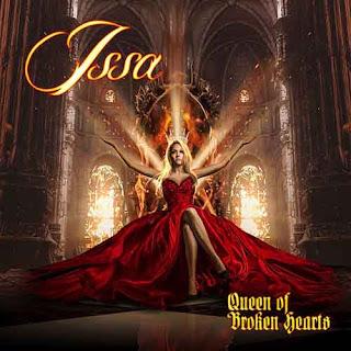 """Ο δίσκος της Issa """"Queen of Broken Hearts"""""""