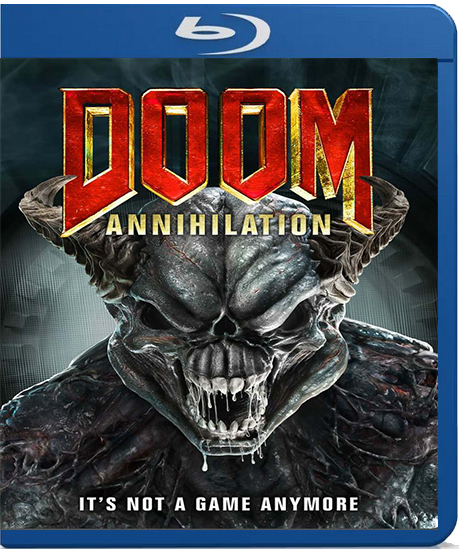 Doom: Annihilation [2019] [BD50] [Latino]