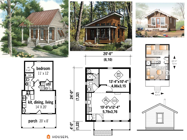 Beautiful House Design With Sketch And Floor Plan Bahay Ofw