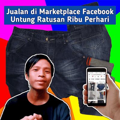 Jualan di Marketplace Facebook