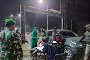 Operasi Yustisi di Banyumas, Pengunjung Cafe dan Angkringan Ikut Swab Antigen Random