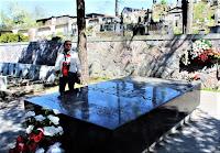 Mauzoleum Matka i Serce Syna na Cmentarzu na Rossie