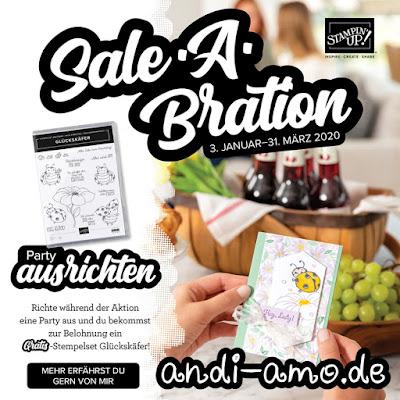 Sale-A-Bration Geschenk Gastgeber Party 2020