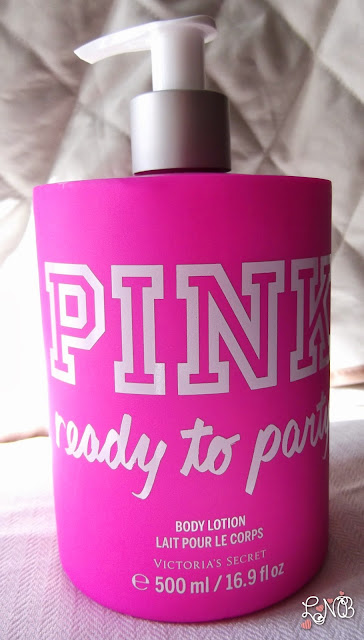 VICTORIA SECRET PINK Body Lotion Ready to Party