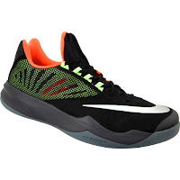 Command the court like the point guard with the Nike Zoom Run The One basketball shoes. The open mesh upper on this low top basketball shoe provides you with enhanced ventilation for breathability. For support, flexibility, and breathability the synthetic backing is cut away in strategic areas. Enhance the lockdown feeling with Flywire technology, which is located in the forefoot. Get responsive cushioning with the Pylon midsole and Nike Zoom unit in the forefoot. The rubber outsole offers you the best durability and traction so you can make those quick cuts on the court.