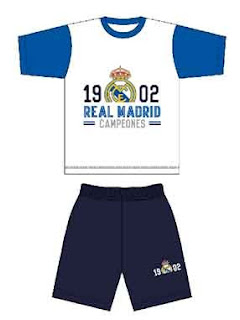 pijama real madrid,