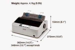 Download Driver Printer Dot Matrix Epson Lx 800