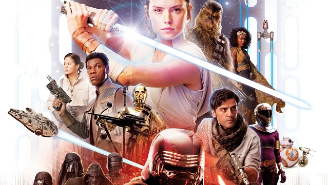 Star Wars: A Ascensão Skywalker/Disney/Reprodução