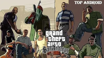 GTA San Andreas APK Download For Android
