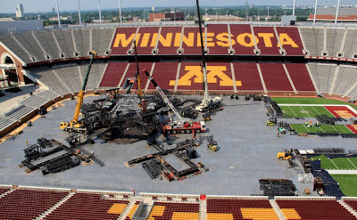 Minneapolis U2 360 Tour