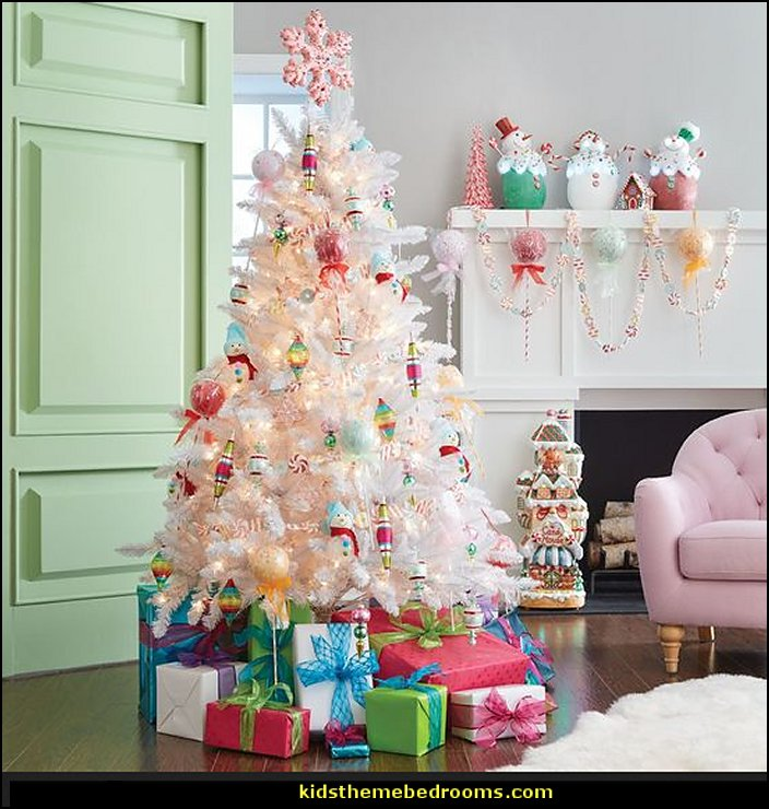 Decorating theme bedrooms - Maries Manor: candy Christmas theme