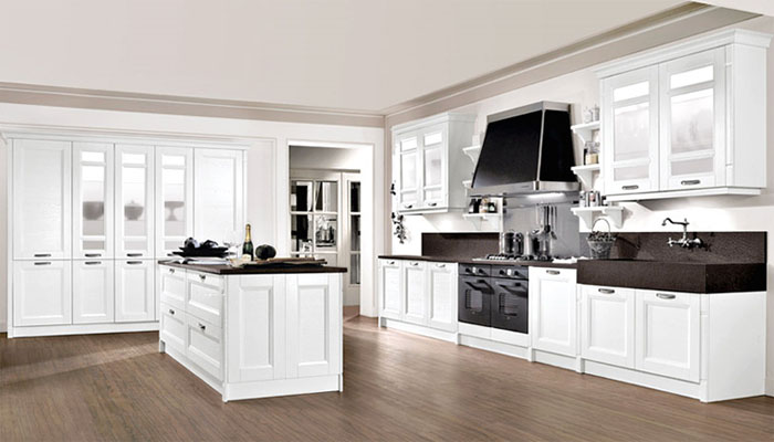 CreaMariCrea: La cucina da scegliere....