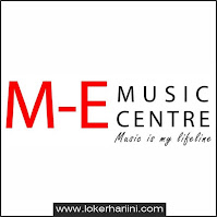 Lowongan Kerja Staff Administrasi M.E Music Centre Bandung Maret 2021