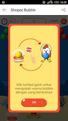tips main game shopee bubble