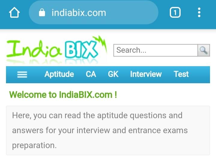 IndiaBIX