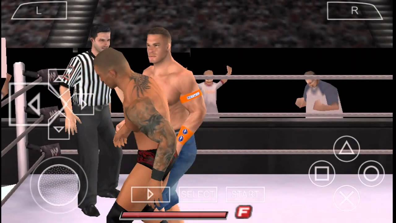 Download WWE2K19 For PPSSPP High Compressed