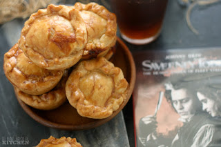 Mrs. Lovett's Famous Meat Pies recipe