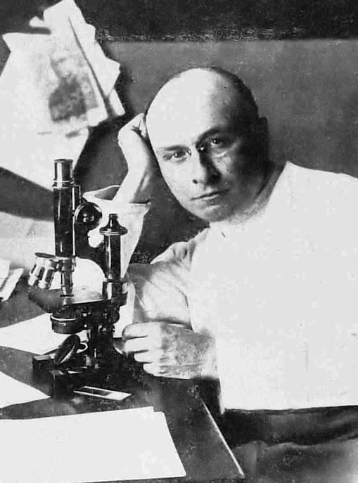 Alexis Carrel, (1873 — 1944) Nobel de Medicina de 1912