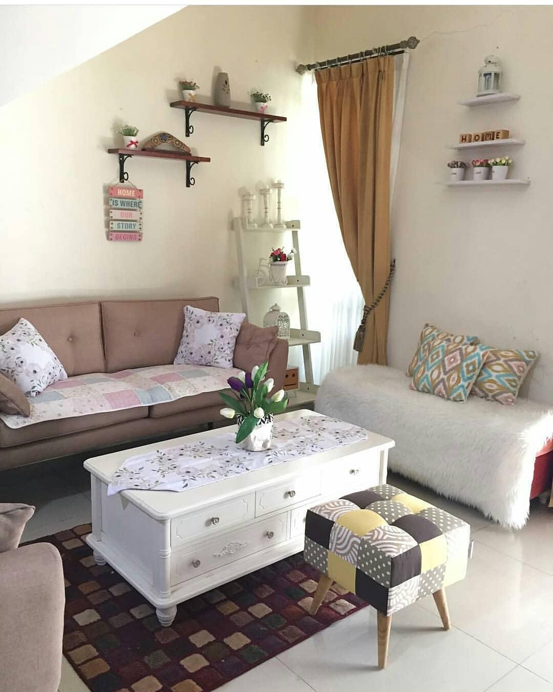 Dekorasi Ruang Keluarga Minimalis Sederhana Ideku Unik
