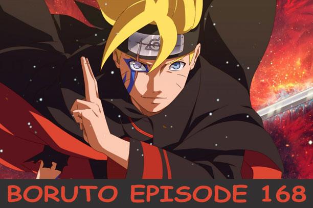 Boruto Episode 168