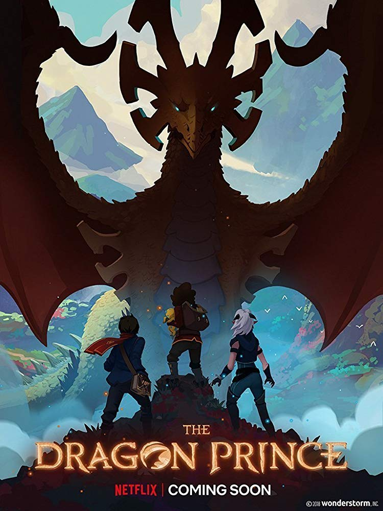 The Dragon Prince Temporada 1 y 2 720p Dual Latino/Ingles