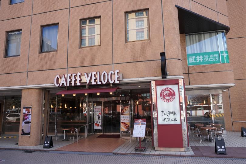 [福岡美食][吳服町駅徒步1分] カフェ・ベローチェ (CAFFE VELOCE) 博多吳服町店