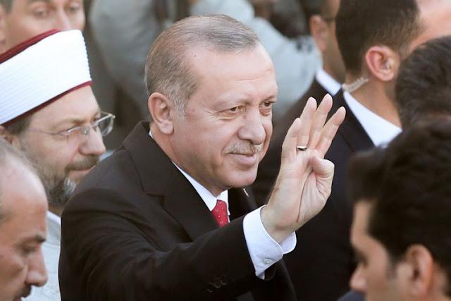 «Η Τουρκία θα είναι πάντα δίπλα μας»