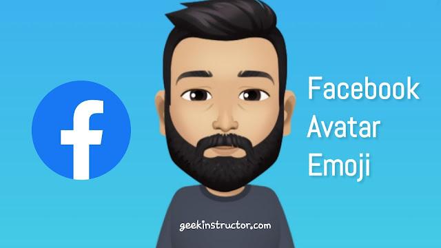 Create your own Facebook Avatar emoji