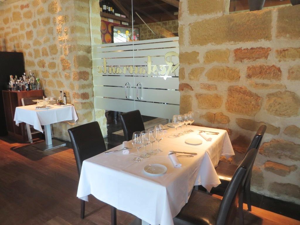 Urbina Vinos Blog Restaurante La Tarberna De Ollauri Menú