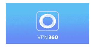 تحميل في بي ان VPN 360 لفتح المواقع الحجوبة والتطبيقات المحظورة  للاندرويد و الايفون 2020
