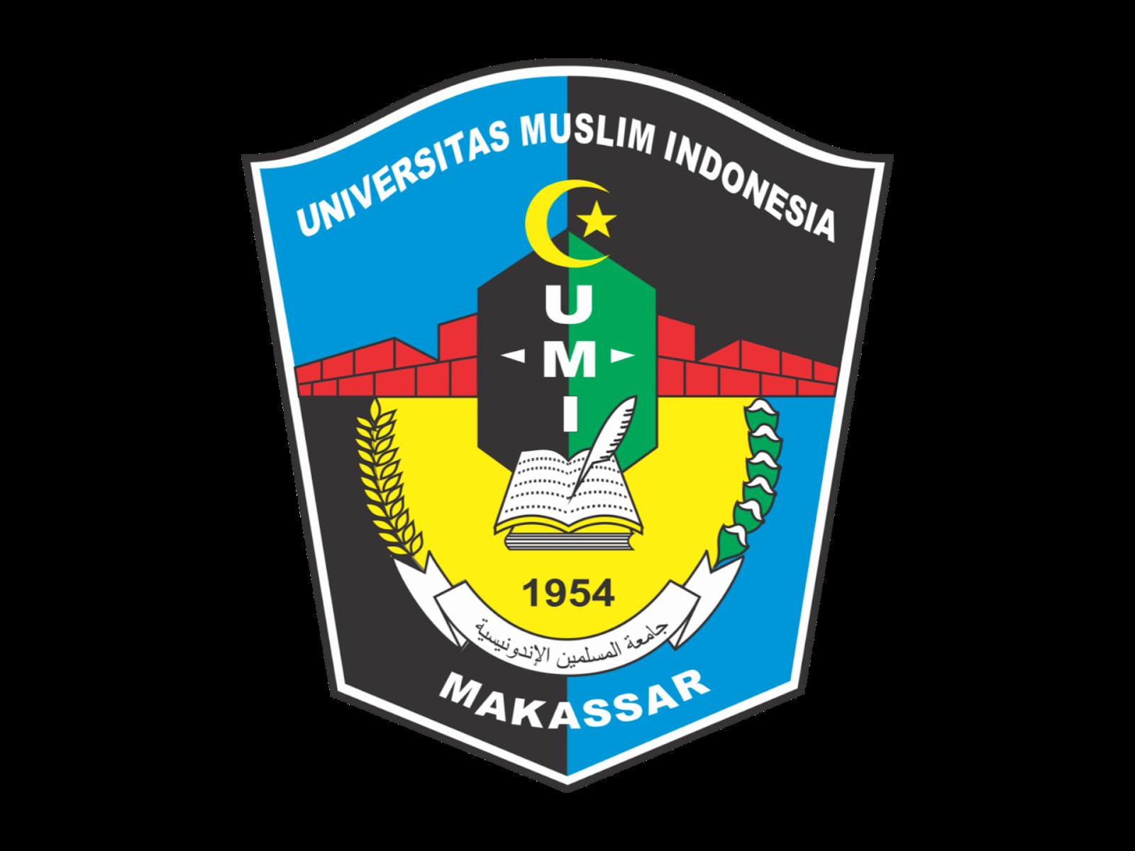 Logo Universitas Muslim Indonesia (UMI) Format PNG
