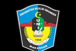 Logo Universitas Muslim Indonesia (UMI) Makassar Format PNG
