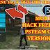 DOWNLOAD MOD MENU HACK FREE FIRE OB18 1.41.X - PSTEAM CRACK VERSION FREE