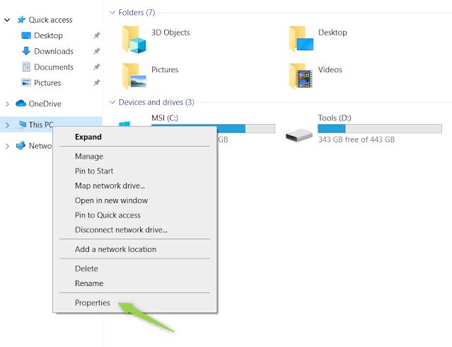 Add or Edit Environment Variables on Windows - DotNetKida