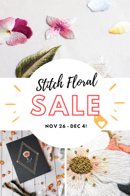 embroidery sale