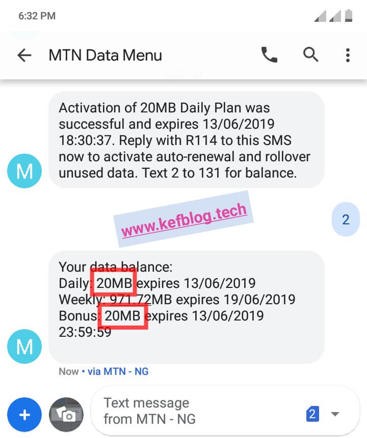 How To Activate And Keep Enjoying MTN 100% Data Bonus Unlimitedly On