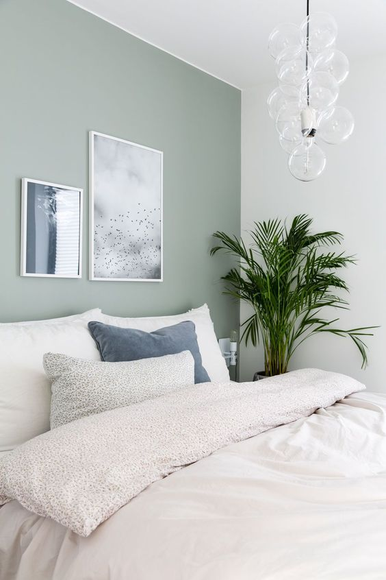 Popular Bedroom Paint Colors that Give You Positive Vibes