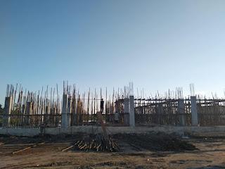 Pembangunan Masjid Pesantren Tahfizh Daarul Qur'an Kaltara - Tarakan Info