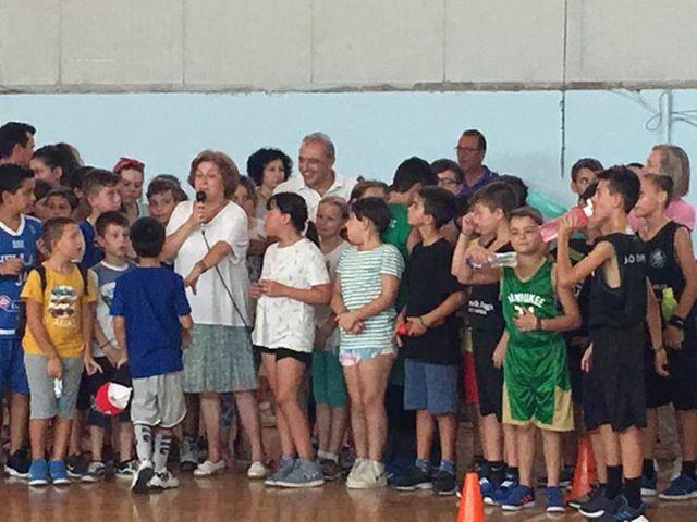 Μίνι Τουρνουά Μπάσκετ στη Λάρισα