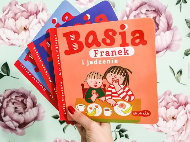 Czytam dziecku | Biblioteczka Hani. Basia, Franek i...