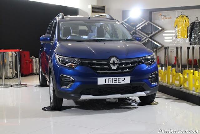 Resmi Di Indonesia Renault Triber Di Hargai Berapa ?