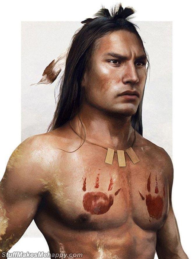 Kocoum from Pocahontas