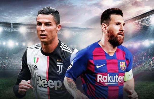 Ronaldo atau Messi Siapa Pemain Terbaik Menurut Ozil