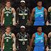 NBA 2K21 Milwaukee Bucks Update Jersey Pack by Pinoy21