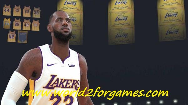 تحميل لعبة  NBA 2K19 للكمبيوتر
