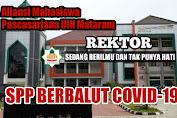 Aliansi Mahasiswa Pascasarjana UIN Mataram; SPP Berbalut Covid-19
