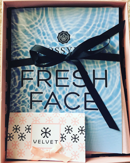 January 2018 GlossyBox Review
