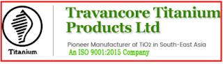 Travancore Titanium (TTPL) Work Assistant Previous Question Papers and Syllabus 2020